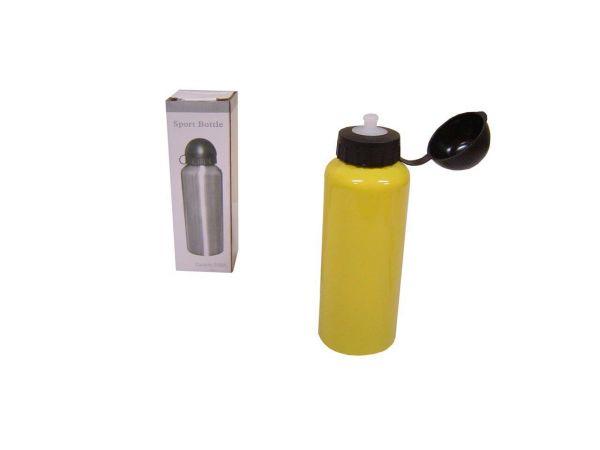 Squeeze inox 500 ml Amarelo